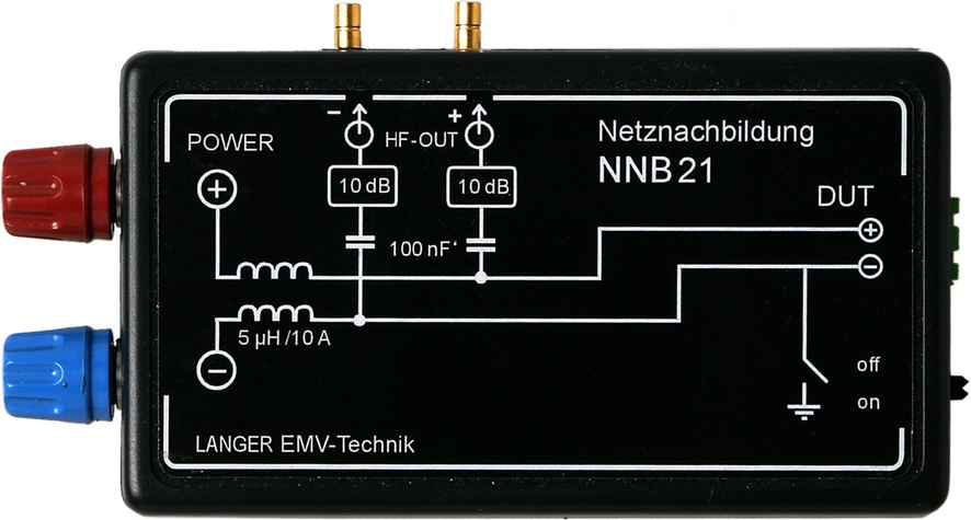 NNB 21, Line Impedance Stabilisation Network