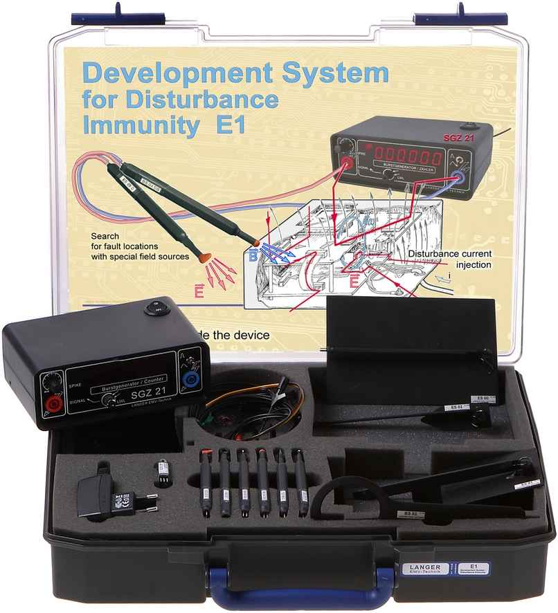 E1 set, Immunity Development System