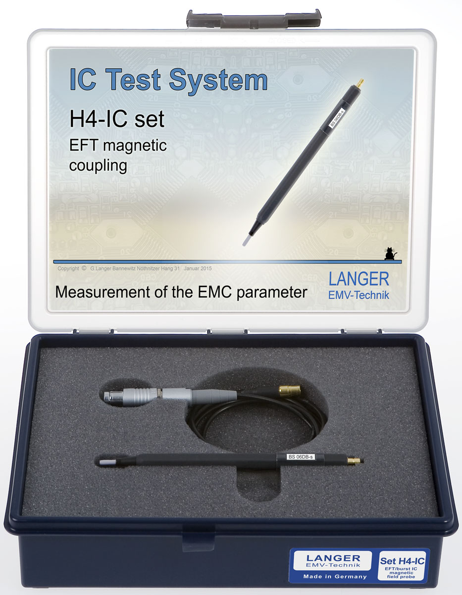 H4-IC set, EFT/Burst Magnetic Field Source