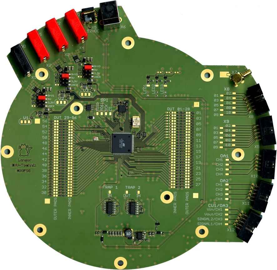 CB 0708, Connection Board